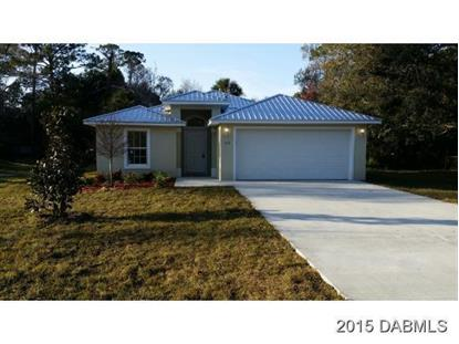 722 Old Sugar Mill Rd  Port Orange, FL MLS# 564425