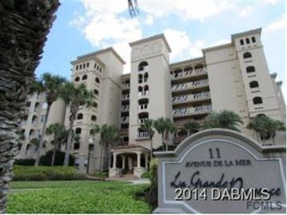11 Avenue De La Mer Unit 1107  Palm Coast, FL MLS# 564765