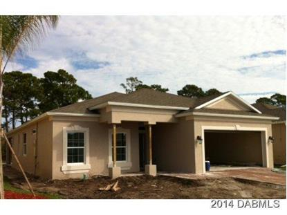 1219 Cap Diville Ave  Port Orange, FL MLS# 565840