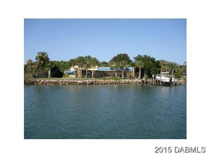 4818 S Peninsula Dr  Ponce Inlet, FL MLS# 566770