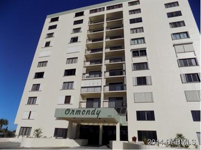 1513 Ocean Shore Blvd  Ormond Beach, FL MLS# 566849