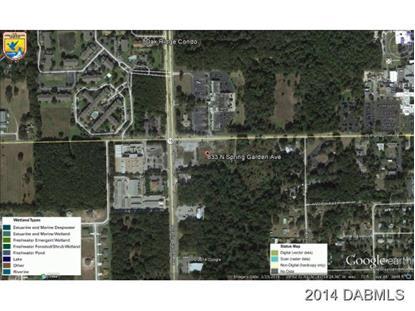 833 Spring Garden Avenue Deland, FL MLS# 567043