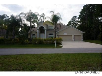 12 Edison Ln.  Palm Coast, FL MLS# 567073