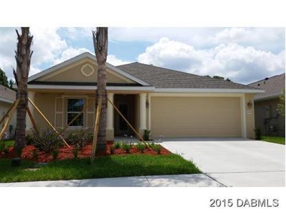 1430 Coconut Palm Cir  Port Orange, FL MLS# 569536