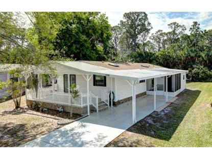 658 MARLIN CIR  Barefoot Bay, FL MLS# 144876