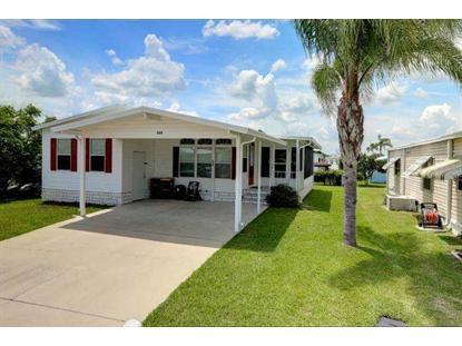 824 THRUSH CIR  Barefoot Bay, FL MLS# 146281