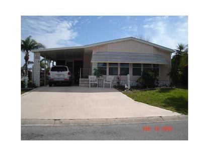 522 CITRON DR  Barefoot Bay, FL MLS# 152589