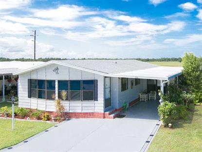742 PERIWINKLE CIR  Barefoot Bay, FL MLS# 154856
