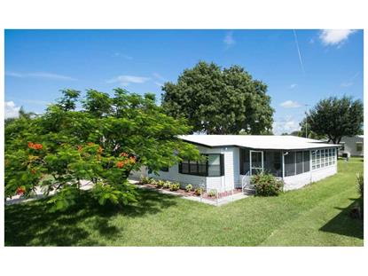 920 Evergreen Street Barefoot Bay, FL MLS# 161340