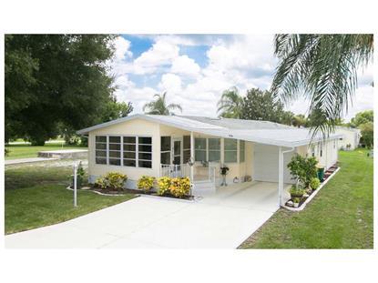 394 Egret Circle Barefoot Bay, FL MLS# 161383