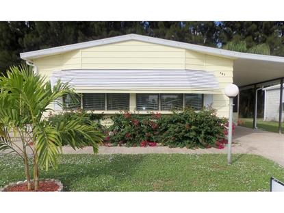 487 Papaya Circle Barefoot Bay, FL MLS# 163871