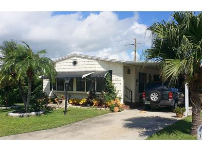 744 Periwinkle Circle Barefoot Bay, FL MLS# 168306