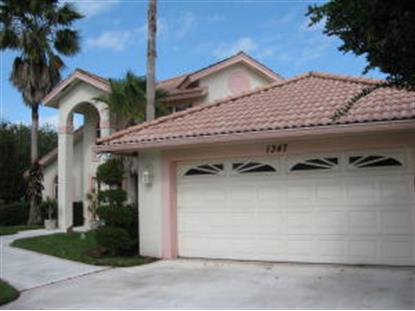 1347 SW Maplewood Drive Port Saint Lucie, FL MLS# RX-10028771