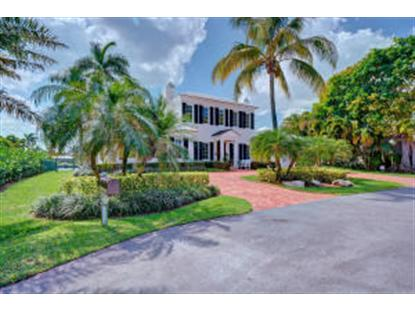 578 Palm Way Gulf Stream, FL MLS# RX-10035982