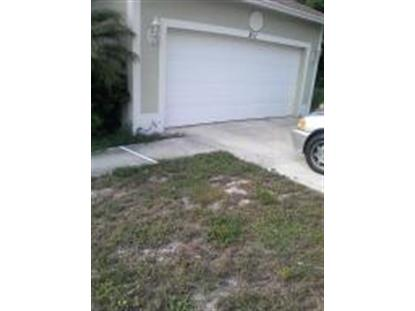 911 SW Jasper Avenue Port Saint Lucie, FL MLS# RX-10052220