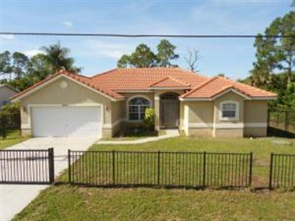 1802 SW Nantucket Avenue Port Saint Lucie, FL MLS# RX-10054930