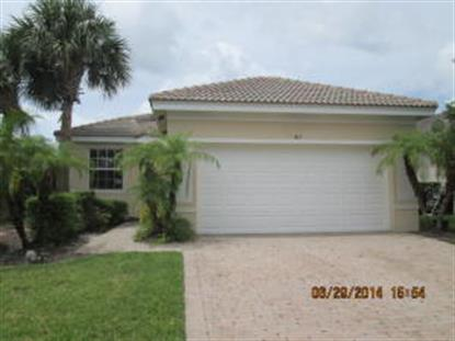 817 NW Rutherford Court Port Saint Lucie, FL MLS# RX-10057781