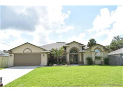 2409 SW Washington Street Port Saint Lucie, FL MLS# RX-10059336