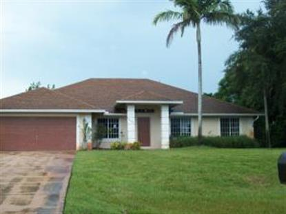 4342 SW Paley Road Port Saint Lucie, FL MLS# RX-10063298