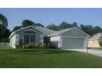 6727 Dickinson Terrace Port Saint Lucie, FL MLS# RX-10063596