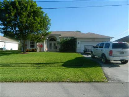 1819 SW Fears Avenue Port Saint Lucie, FL MLS# RX-10064325