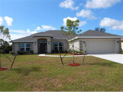 5122 NW Ever Road Port Saint Lucie, FL MLS# RX-10068452
