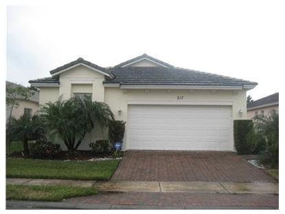 217 SW Maclay Way Port Saint Lucie, FL MLS# RX-10071038