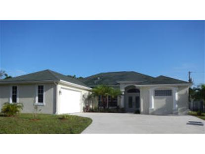876 Noa Street Fort Pierce, FL MLS# RX-10072844