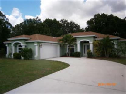 1341 SW Wampler Avenue Port Saint Lucie, FL MLS# RX-10074078