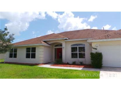 1699 SW Southworth Terrace Port Saint Lucie, FL MLS# RX-10076014