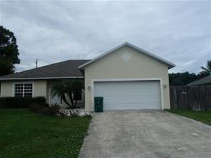 1479 SW Dimperio Avenue Port Saint Lucie, FL MLS# RX-10078869