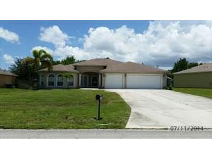 205 SW Tulip Boulevard Port Saint Lucie, FL MLS# RX-10080845