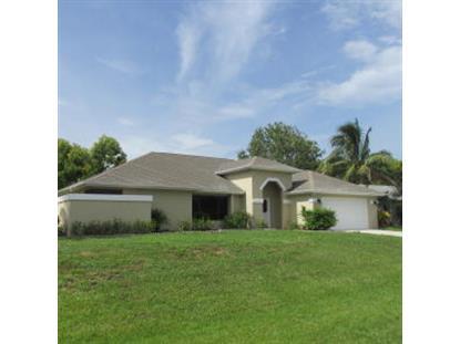 5224 NW Egret Avenue Port Saint Lucie, FL MLS# RX-10087525