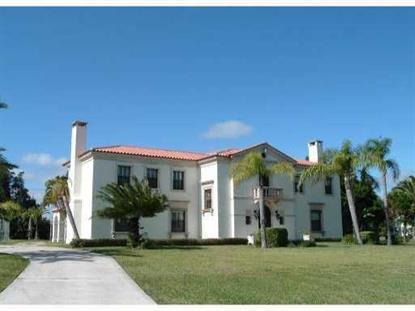 2501 S Indian River Drive Fort Pierce, FL MLS# RX-10091599
