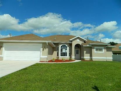 1509 SW Crater Avenue Port Saint Lucie, FL MLS# RX-10095176
