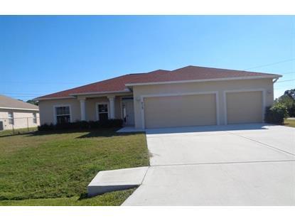213 SW Ridgecrest Drive Port Saint Lucie, FL MLS# RX-10096006