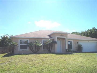 542 SW Millard Drive Port Saint Lucie, FL MLS# RX-10096864