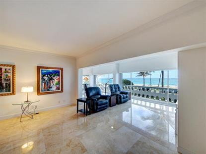 300 S Ocean Boulevard Palm Beach, FL MLS# RX-10098863