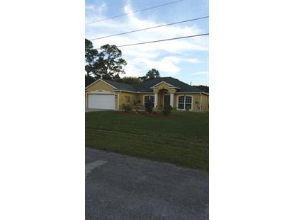1246 SW Medina Avenue Port Saint Lucie, FL MLS# RX-10102042