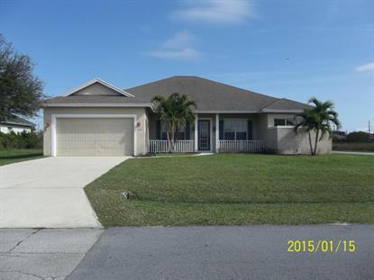 1797 SW Finch Lane Port Saint Lucie, FL MLS# RX-10102905