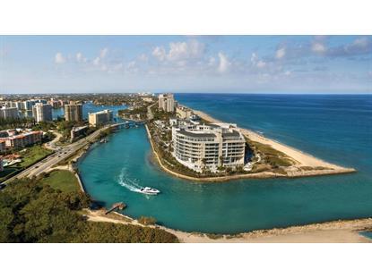 1000 S Ocean Boulevard Boca Raton, FL MLS# RX-10104957