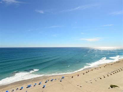 3800 N Ocean Drive Singer Island, FL MLS# RX-10024185