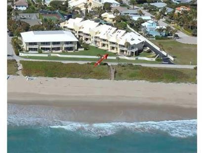 5109 N Ocean Boulevard Ocean Ridge, FL MLS# RX-10034584