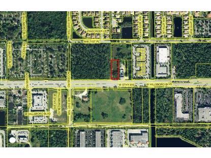 4651 W Hillsboro West Boulevard Coconut Creek, FL MLS# RX-10048243