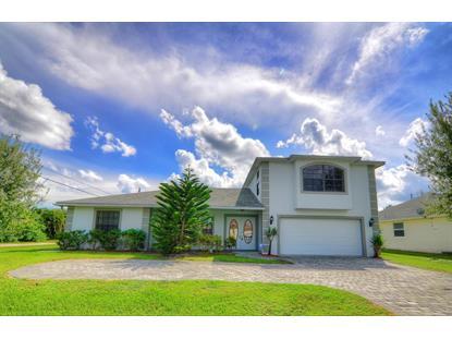 502 SW Lakota Av Avenue Port Saint Lucie, FL MLS# RX-10079028