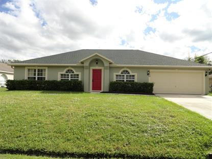 1550 SW Apache Southwest Avenue Port Saint Lucie, FL MLS# RX-10081350