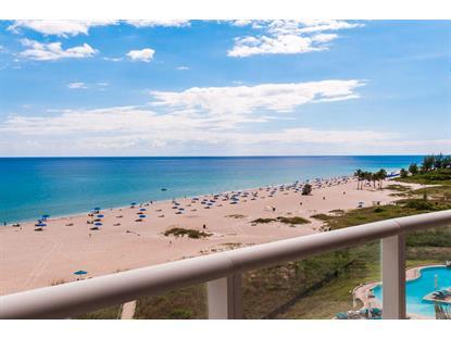 2700 N Ocean Drive Singer Island, FL MLS# RX-10084204