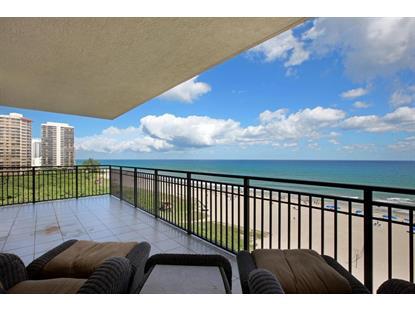 3800 N Ocean Drive Singer Island, FL MLS# RX-10085191