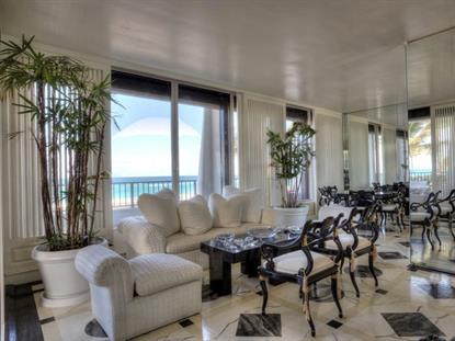 360 S Ocean Boulevard Palm Beach, FL MLS# RX-10101086