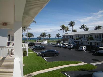 5505 S Ocean Boulevard Ocean Ridge, FL MLS# RX-10102466